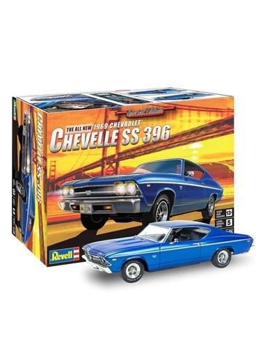 Revell  Maket Seti 1969 Chevelle 14492 Renkli